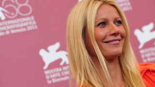 Hollywood actress Gwyneth Paltrow has extolled the virtues of a �50 hot chocolate.