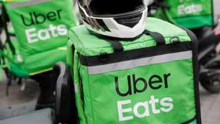 Homebound customers of Uber Technologies more than doubled their orders from the company's food-delivery service in the second quarter. Photo: Reuters