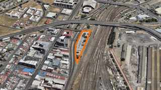 IN NOVEMBER 2020, the City published a notice announcing its plans to lease out the Newmarket Street site in Cape Town's Central City to a private company to be used as a parking lot. Picture: Supplied.