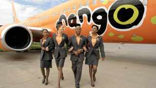 IN STEP: Mango staff gear up for a busy holiday time.