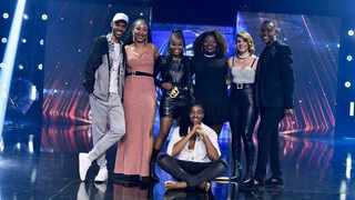 'Idols SA' top 7. Picture: Supplied