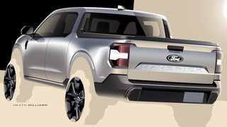 If the Ford Bantam successor happens, it will likely take design inspiration from the Maverick.