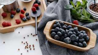 If you are unsure what super-foods are, it is food that is good, wholesome, and plant-based food like kale, blueberries, and beetroot. Picture: Pexels/shvets production.
