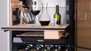 Imagine spending a fortune on procuring fine wines and then not storing them properly? It would be a wasted investment. Picture: Miele.