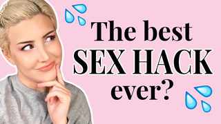 In a video posted to her YouTube channel, Bokody goes into intricate detail on how people can take their orgasms to the next level. Picture: YouTube.com