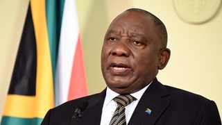 In an address to the nation on Tuesday night, President Cyril Ramaphosa moved the country to Alert Level 3 in an effort to curb the increase in Covid-19 infections. Picture: GCIS