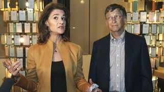 In her divorce petition, Melinda Gates said spousal support was not needed. Picture: Reuters/Anthony Bolante