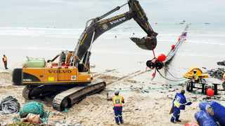 In the middle of its ongoing problems with its desalination plants, the City is looking at building another plant to become water resilient by 2026. Picture: Henk Kruger/African News Agency (ANA)
