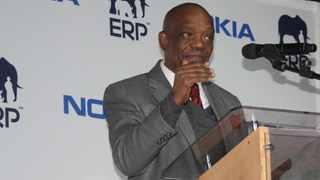 Incumbent North West Premier Job Mokgoro. Picture: African News Agency (ANA) Archives