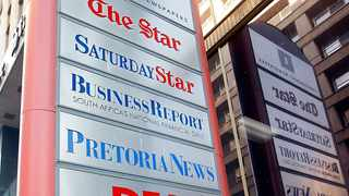 Independent Media editors and Sekunjalo have taken a hard line and hit back at the South African National Editors Forum, saying the NGO's arrogance relating to Independent Media, cannot go unchallenged. File picture: ANA Archives