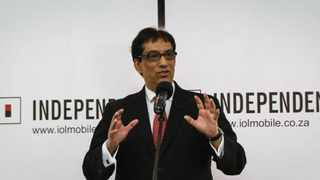 Independent Media executive chairman Dr Iqbal Surve