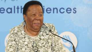 International Relations and Co-operation Minister Naledi Pandor. Picture: Henk Kruger/ANA/African News Agency