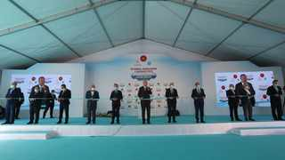 Istanbul Airport inaugurated its first Covid-19 test centre. Picture: IANS