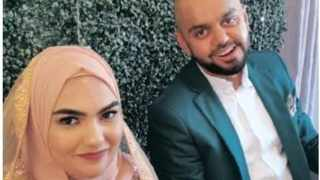 It is believed that Nabeelah Sarang collapsed in the shower after turning on the tap and her husband Zaheer was electrocuted while trying to save her.