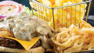 It may be too expensive to run a restaurant immediately after the lockdown PICTURE: Spur