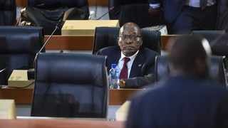 It was a roller-coaster week in South African politics as former president Jacob Zuma and Deputy Chief Justice, Raymond Zondo had a standoff over whether or not Zuma would appear before the Zondo Commission probing allegations of state capture Picture: Itumeleng English/African News Agency(ANA)
