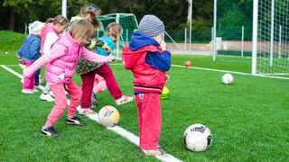 It will likely be a while before school sports and recreational physical activities are allowed again. Picture: Pexels