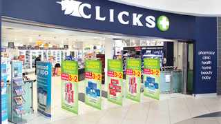 JSE-listed health and beauty retailer Clicks Group is set to hold the largest retail pharmacy network in South Africa, with a portfolio of 632 pharmacies in the country, after it announced the acquisition of the retail pharmacy business of Pick n Pay, including 25 of its in-store pharmacies. Photo: File