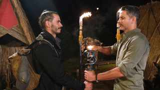 Jason Brookstein had his torch snuffed on 'Survivor South Africa: Immunity Island'. Picture: Supplied.