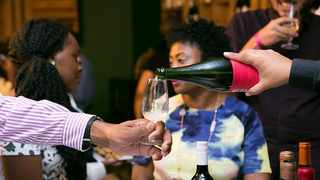 Joburgers can also experience a wine tasting experience in their city. Picture: supplied.