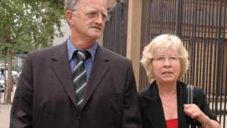 Johann and Patricia Gerber brought an application to the Pretoria High court appealing to Government to assist them get their 24 year old son Johann - currently serving 9 year prison sentence for smuggeling Heroin into Mauritius -to serve his remaining sentence in a local prison. Picture : Patricia Hagen.