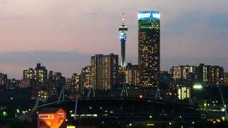 Johannesburg. Picture: Supplied