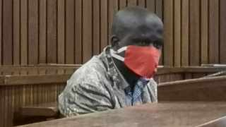 Johny Mapadimeng has pleaded guilty to rape and contravening the Firearms Act. Picture: Zelda Venter