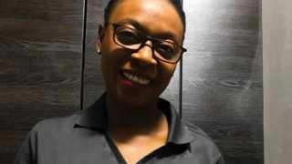 Joy Diphokwana, chief executive of Paytronix Systems Picture: Twitter
