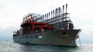 KARPOWERSHIP, a member of Karadeniz Energy Group, based in Istanbul, Turkey, could add its distinctive fully-integrated floating power plants to the country for two decades.