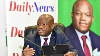 KZN Premier Sihle Zikalala has declared a State of Emergency in the province following the unrest two weeks ago. Picture: SUPPLIED