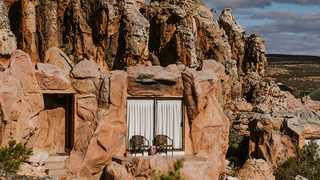 Kagga Kamma Nature Reserve is among the most unique accommodation offerings in South Africa. Picture: Kagga Kamma Nature Reserve website.