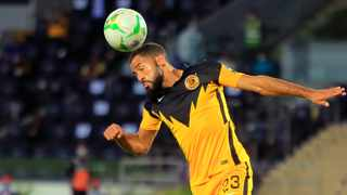 Kaizer Chiefs' Reeve Frosler in action during their Caf Champions League semi-final first leg clash against Wydad Casablanca. Photo: BackpagePix