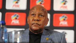 Kaizer Chiefs boss Kaizer Motaung speaking during a press conference. Photo: Itumeleng English/African News Agency (ANA)