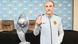 Kaizer Chiefs coach Giovanni Solinas will be hoping for a different outcome in the next Soweto Derby against Orlando Pirates. Photo: Sydney Mahlangu/BackpagePix