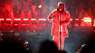 Kendrick Lamar performs 'Freedom' with Beyonce (not pictured) at the 2016 BET Awards in Los Angeles, California, U.S., June 26, 2016. Picture: Reuters/Danny Moloshok