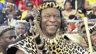 King Goodwill Zwelithini will now be buried privately. File picture: Goodwill Zwelithini.