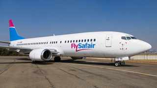 Kirby Gordon, CMO of FlySafair, said in a statement, 'FlySafair can confirm that flight FA280 arrived safely in Durban after a brief concern regarding a potential technical issue on the aircraft'. Photo: File