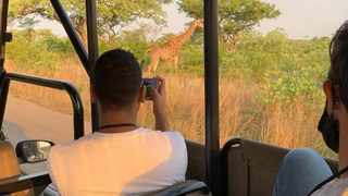 Kruger National Park is among the most popular selfie spots in the world. Picture: Clinton Moodley.