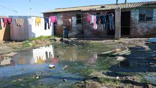 Langa community leader Zweledinga Sweli said most of their areas and communities were swimming in sewage, some included Church Square, Zone 20, 23, 24, 25 and 26. Picture: Supplied