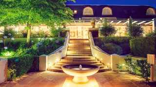 Le Franschhoek Hotel and Spa. Picture:Supplied