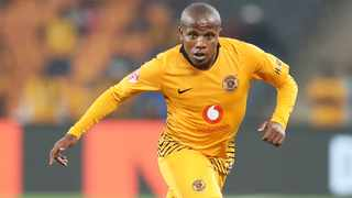 Lebogang Manyama has recovered from a fractured elbow following his car accident. Photo: Muzi Ntombela/BackpagePix