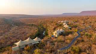 Lepogo Lodges' Noka Camp has created an exciting array of child-friendly activities, from treasure hunts, bush baking classes to pottery making. Picture: Supplied.