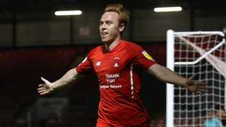 Leyton Orient could come up against a familiar face and the sponsor of their playing kit in Harry Kane in the third round of the League Cup after Tuesday's 3-2 victory over Plymouth Argyle earned them a meeting with Tottenham Hotspur. Picture: @leytonorientfc via Twitter