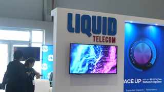 Liquid Telecom said its aim was to help thousands of businesses establish a presence online. Picture Ian Landsberg/African News Agency (ANA).