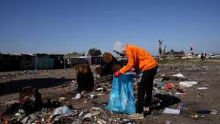 Local documentary Street Dogs highlights the role that waste reclaimers play in the Samora Machel township. Picture: Supplied.