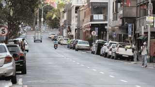 Long Street businesses have been targeted by criminals taking advantage of the national lockdown. Tracey Adams African News Agency (ANA)