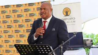 MEC for Economic Development, Environment and Tourism, Thabo Mokone. Picture: African News Agency (ANA)