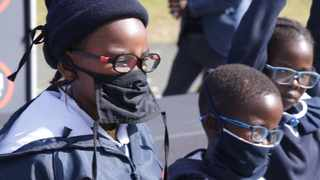 MORE than 20 children from underprivileged homes in Soweto have been given a gift of sight after years of not being able to see clearly. Picture: Supplied.