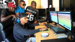 MUSIC Studio in Gugulethu. Ziyawamo production's are changing lives through Arts and Culture vision 2022. In a world where many people from disadvantaged communities and backgrounds suffer and have no hope, it is always welcome to get some kind of ray of light. | Ayanda Ndamane African News Agency (ANA)