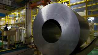 Macsteel said yesterday that it had reached an agreement with the Department of Trade, Industry and Competition (Dtic) that would boost the competitiveness of the domestic steel industry. Photographer: SeongJoon Cho/Bloomberg